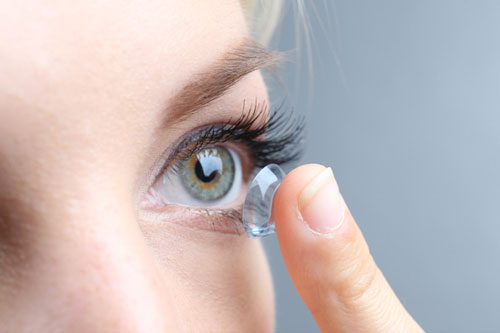 Contact Lenses Fittings